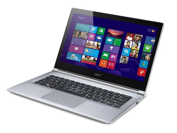 Acer New Aspire S3 Ultrabook Announced