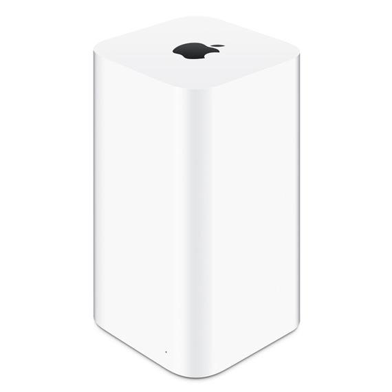 Apple New AirPort Extreme and AirPort Time Capsule Announced