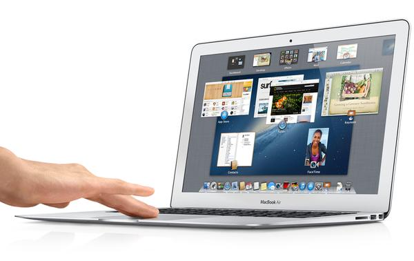 Apple New MacBook Air with Longer Battery Life