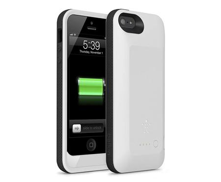 Belkin Grip Power iPhone 5 Battery Case