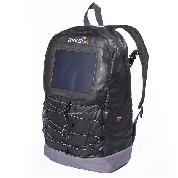 BirkSun Levels Solar Powered Backpack