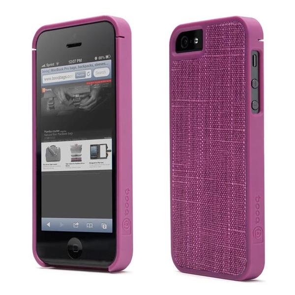 Booq Fibre Snapcase iPhone 5 Case