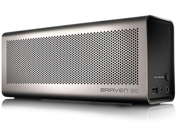 Braven 850 Portable Bluetooth Wireless Speaker