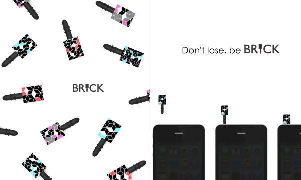 Brick Usb Flash Drive Design Concept Gadgetsin