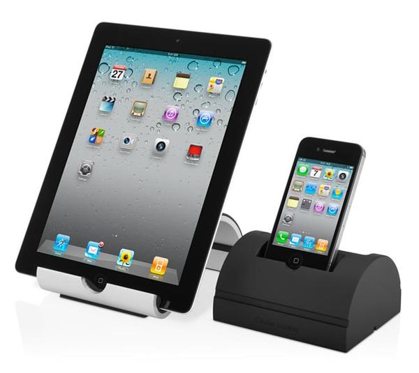 Cooler Master DUO iPad Stand and iPhone Dock