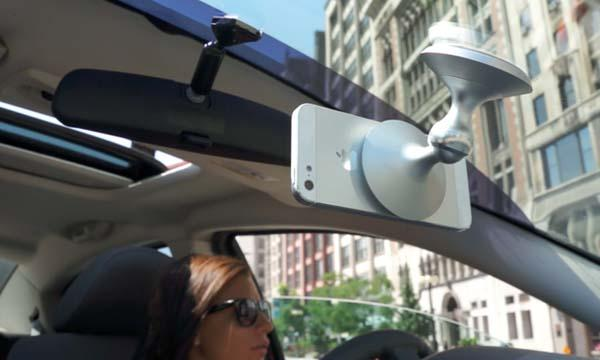 eleMount Camera & Car Mount for iPhone & iPad