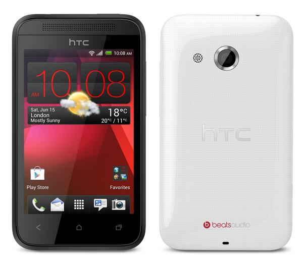 HTC Desire 200 Android Phone Announced