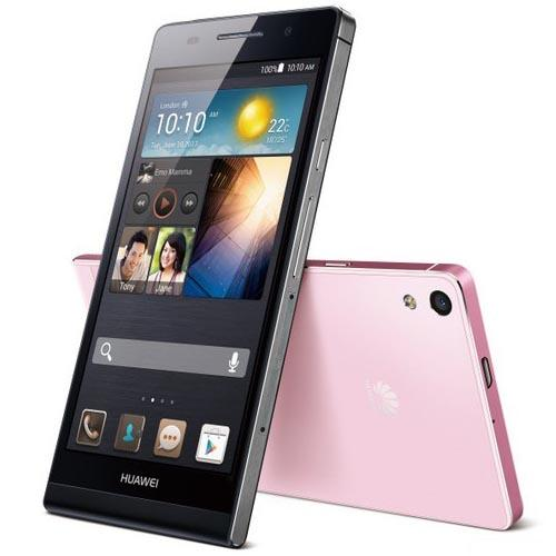Huawei Ascend P6 Android Phone Announced