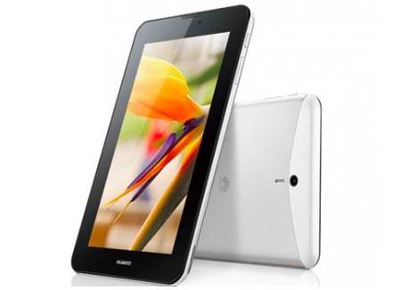 Huawei MediaPad 7 Vogue Android Tablet Announced
