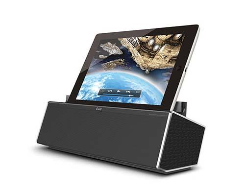 iLuv MoBeats HD Bluetooth Wireless Speaker with NFC