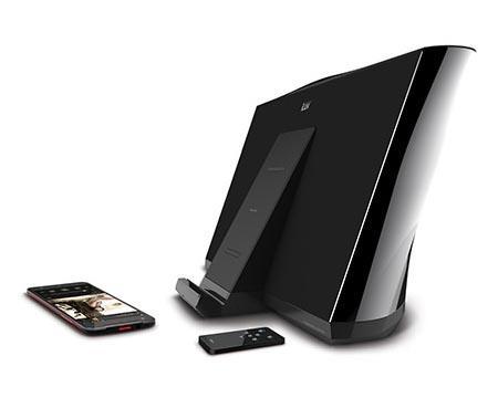 iLuv MobiRock NFC-Enabled Bluetooth Wireless Speaker