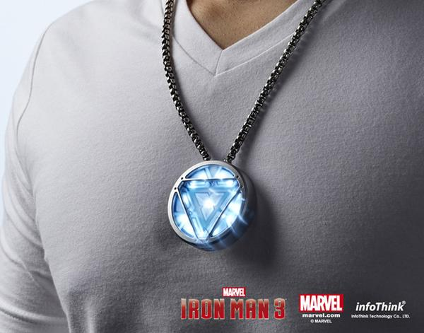 Iron Man 3 Arc Reactor USB Flash Drive