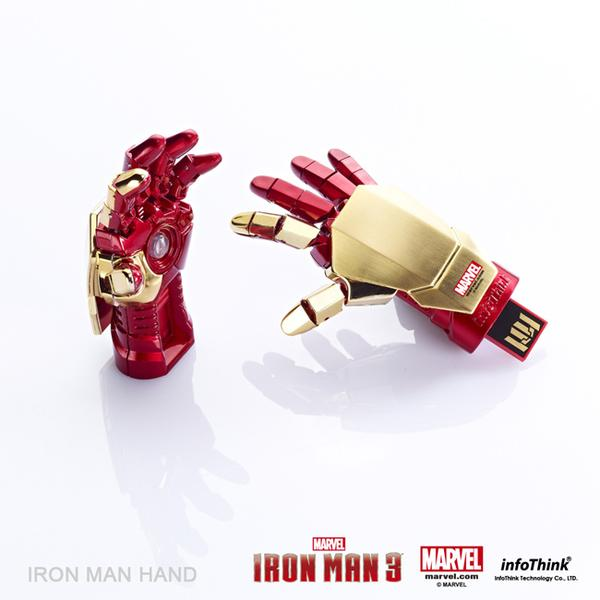 Iron Man 3 Mark 42 Hand USB Flash Drive