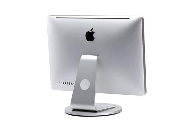 Just Mobile Aludisc Rotating Stand For Imac And Apple