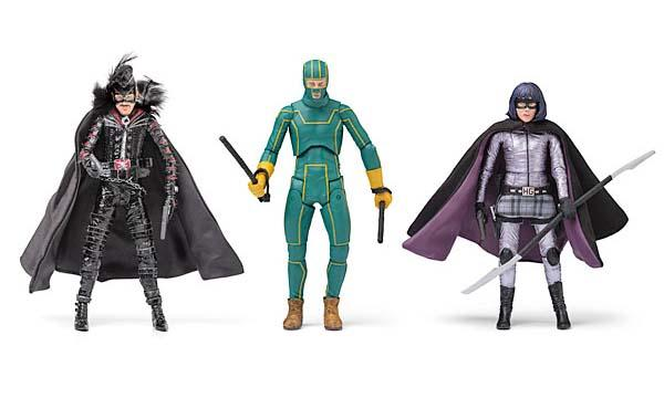 Kick-Ass 2 Themed Action Figures