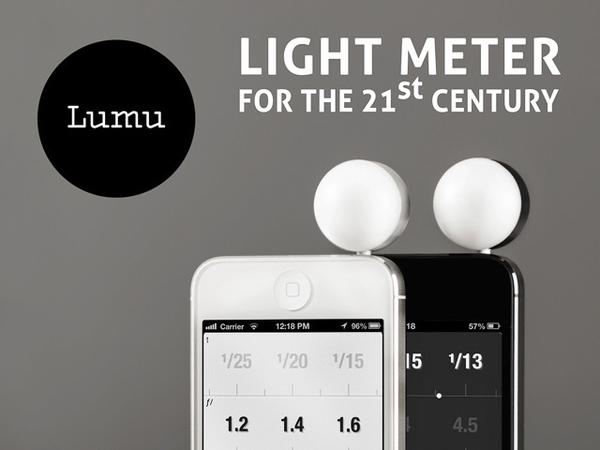 Lumu App Enabled Light Meter