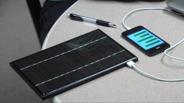 Magma Solar Powered Backup Battery
