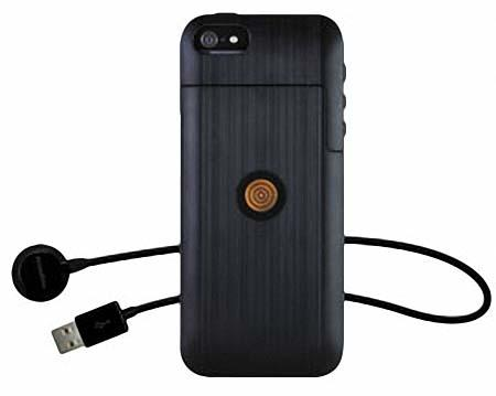Magnetyze iPhone 5 Case with Magnetic Charging Attachment
