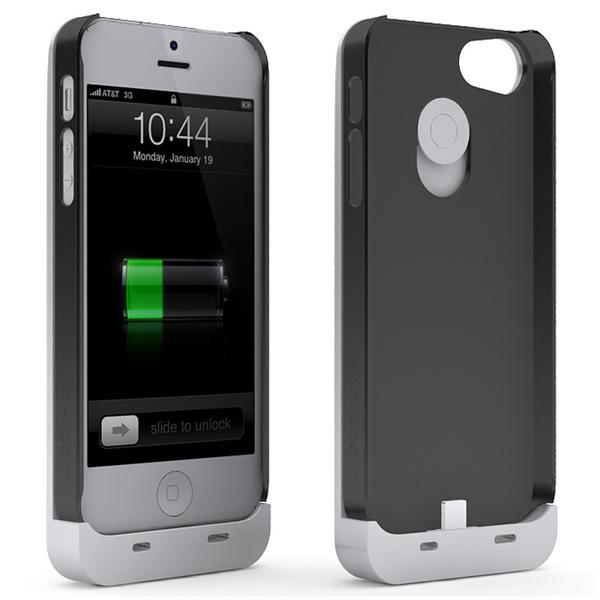 Maxboost Fusion Detachable iPhone 5 Battery Case