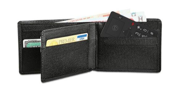 Micro-Phone Credit Card Sized Cell Phone