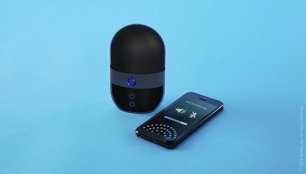 MiQ iOS Microphone System