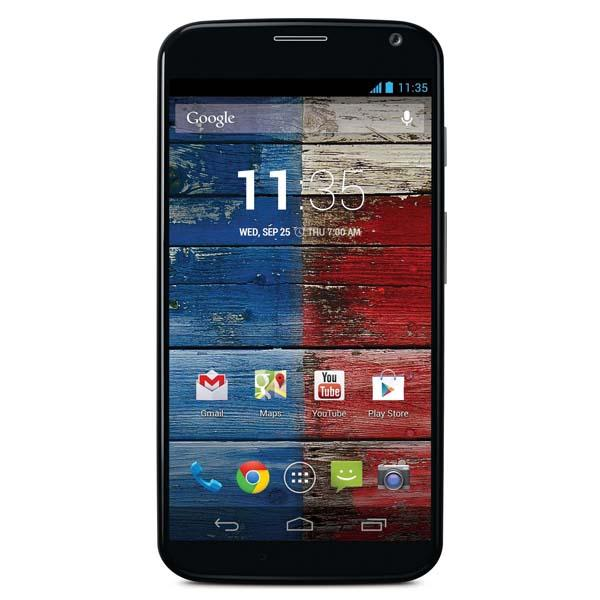 Motorola Moto X Customizable Android Phone Announced