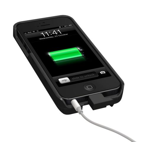 myCharge Freedom 2000 iPhone 5 Battery Case