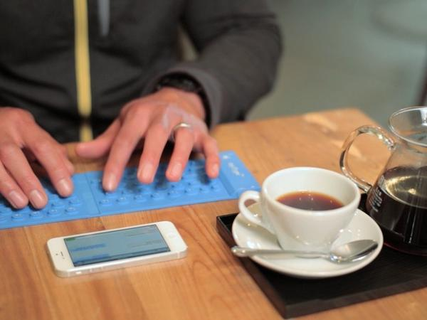 myType Pocketable Bluetooth Keyboard