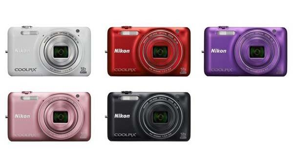 Nikon COOLPIX S6600 Digital Compact Camera Announced