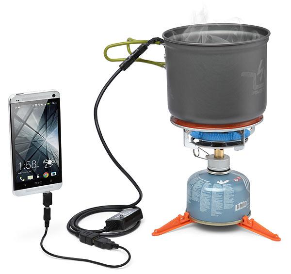 PowerPot Portable Thermoelectric Generator