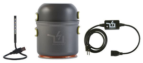 PowerPot Portable Thermoelectric Generator