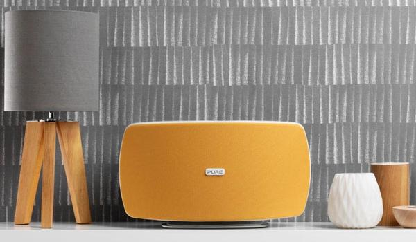 Pure Jongo T6 Wireless Speaker with WiFi and Bluetooth