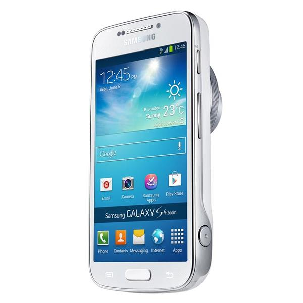 Samsung Galaxy S4 Zoom Android Phone with 10x Optical Zoom Announced