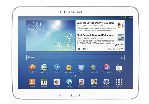 Samsung Galaxy Tab 3 10-inch Android Tablet