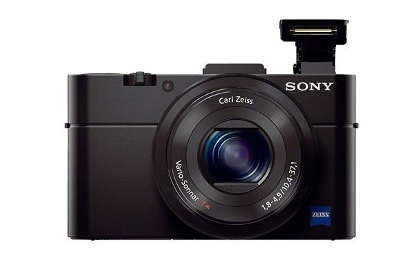 Sony Cyber-shot RX100 II Announced