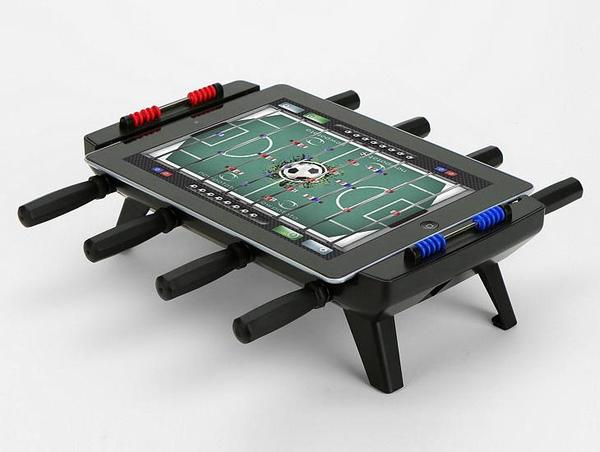 The App Enabled Foosball Game Table for iPad
