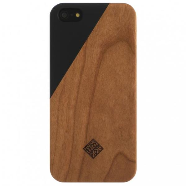 The Clic Wooden iPhone 5 Case