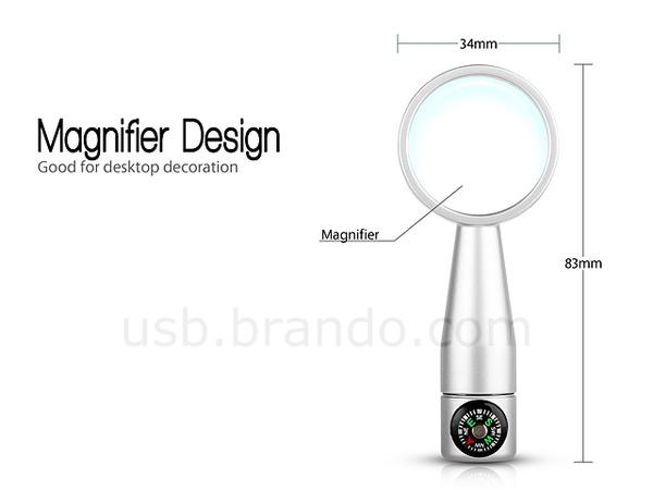 The Magnifier USB Flash Drive