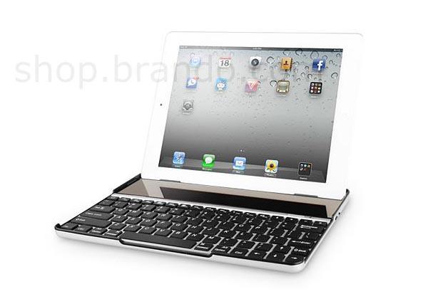 The Solar Powered iPad Keyboard Case