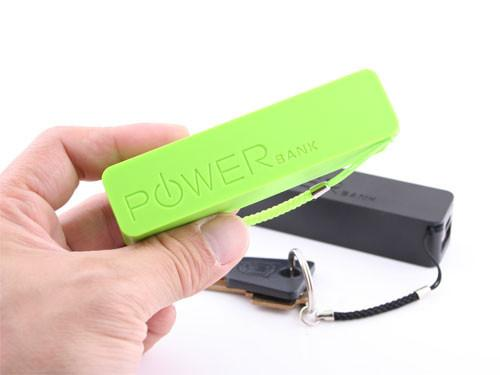 The Ultra Compact Backup Battery