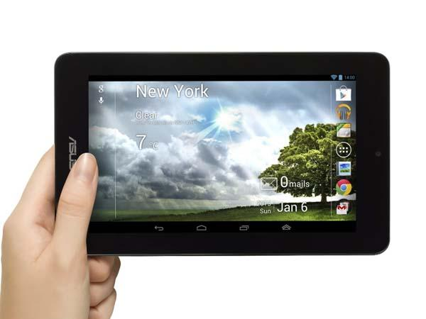 ASUS MeMO Pad HD 7 Android Tablet Now Available