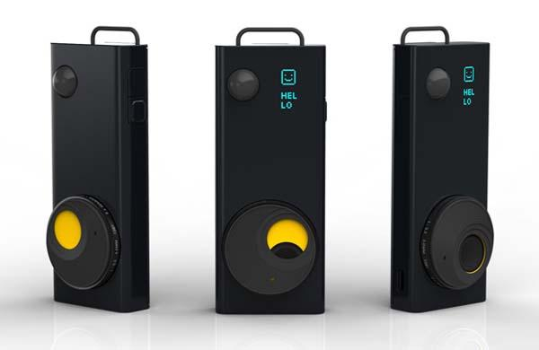 Autographer The World's First Intelligent Wearable Camera