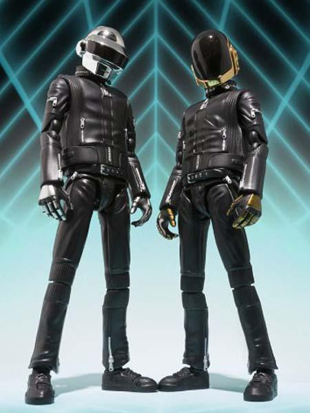 Bandai Daft Punk Action Figures