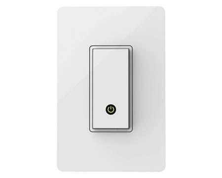 Belkin WeMo Light Switch with IFTTT Support