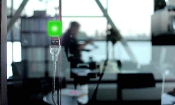 Blink(1) mk2 USB LED Light Indicator with IFTTT Support