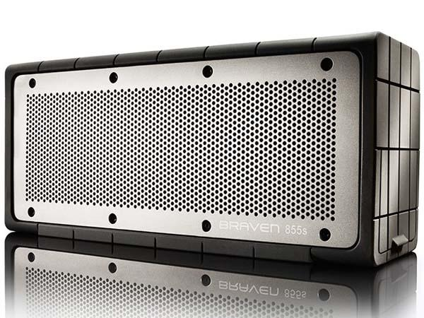 Braven 855s Waterproof Portable Wireless Speaker