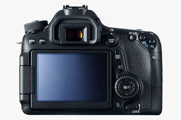 Canon EOS 70D DSLR Camera Announced