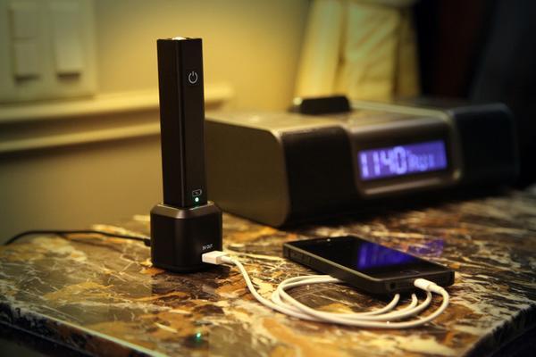 ChargeLight Backup Battery with LED Flashlight