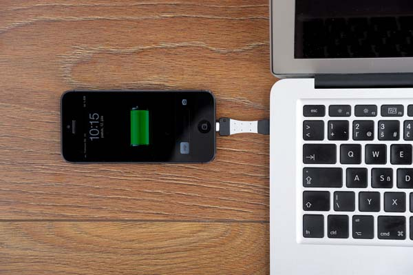 CulCharge Sync & Charging Cable for iPhone and Android