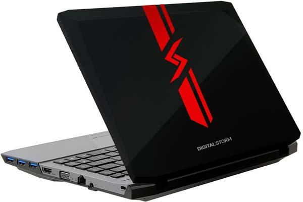 Digital Storm VELOCE Gaming Laptop Announced